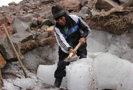 Introducing the Last Iceman of Ecuador