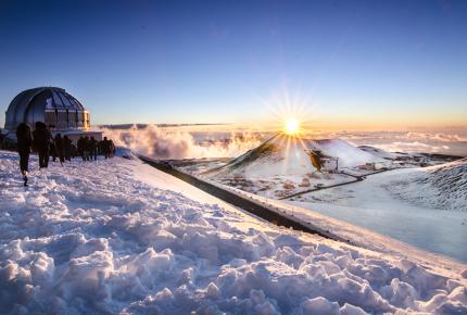 5 điểm đến hấp dẫn cho du khách yêu trượt tuyết