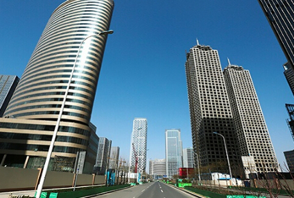 Can Tianjing revive its 'Manhattan'?