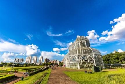Curitiba has effective environmental protection programs
