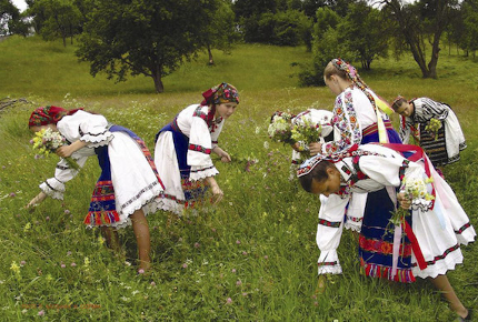 Dragobete is an important tradition in Romania