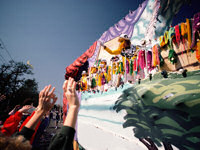 Floats Mardi Gras New Orleans