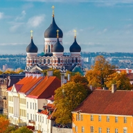 Fun and charming, Tallinn, the capital city of Estonia, is highly attractive for digital nomads.