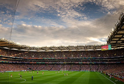 Join the locals in some stick fighting at Croke Park
