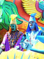 Krewe members, New Orleans