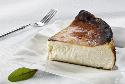La Vińa's cheesecake is simply incredible