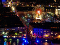 Top December 2011 destinations - Lyon