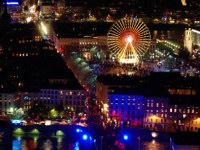 Top December 2011 destinations - Lyon