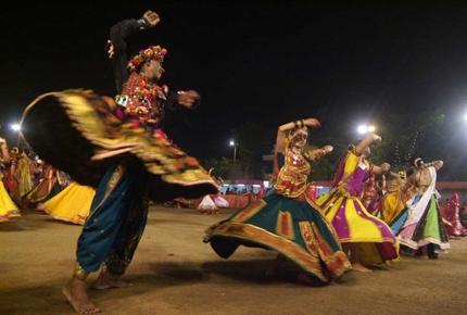 Navratri could help Gujarat step into the light