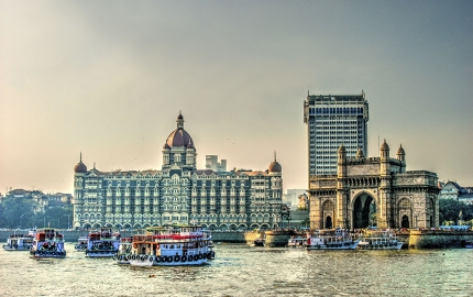 October is a month of festivals in Mumbai