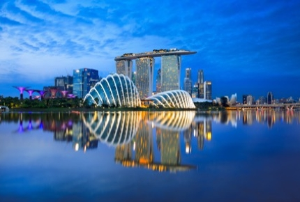 Singapore recycles wasterwater to produce drinking water