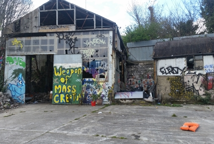 An afternoon inside Dublin's anarchist squat | World Travel Guide