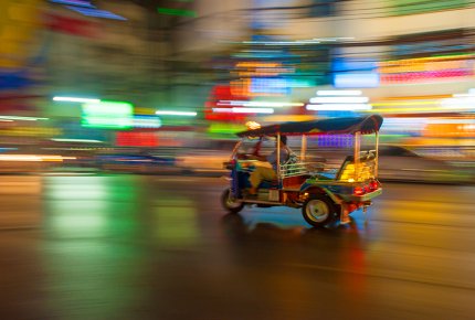 Highlight city of the week: Bangkok