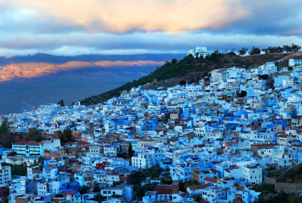 Chefchaouen, The Green City