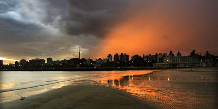 Beach Montevideo