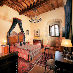 Vineyard stays - Castello di Tornano, Tuscany, Italy