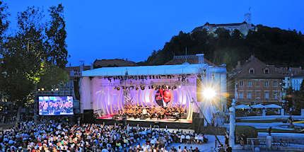 Ljubljana concert