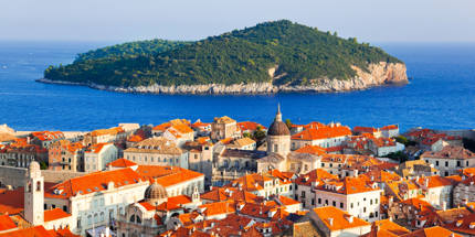 Explore Dubrovnik during a trip to Dalmatia
