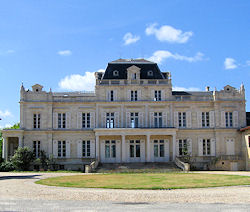 Vineyard stays - Chateau Giscours, Bordeaux, France