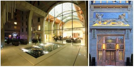 Review continental hotel zara budapest for Zara hotel budapest