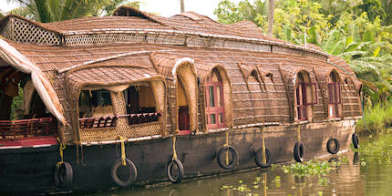 Kerala backwater boat