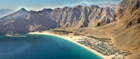Oman's Zighy Bay is a haven for adventurers