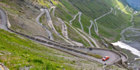 Stelvio Pass is not for the faint-hearted