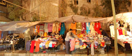 Old souks, Damascus