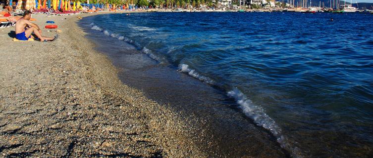 Bodrum Beach Bodrum Beaches in Turkey Beach