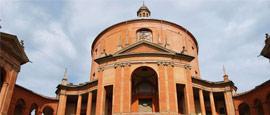 Basilica of St Luke, Bologna, Italy