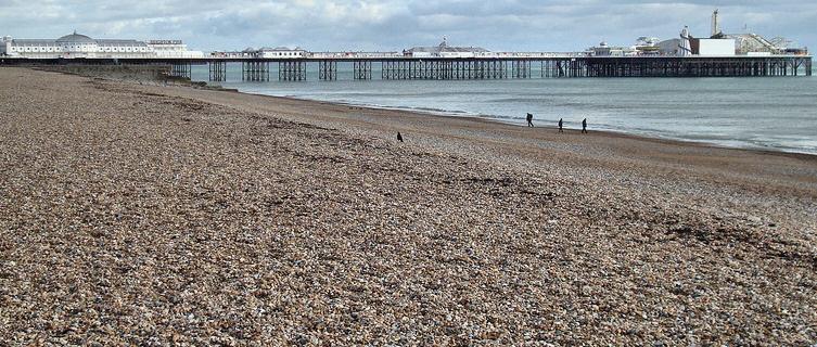 Pebble Beach Brighton Brighton Beaches Sussex in