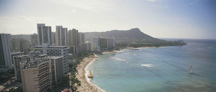 Skyscrapers, Honolulu