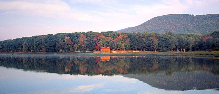 Catskills mountains, New York