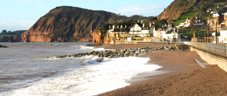 Sidmouth United Kingdom  City pictures : Sidmouth beaches, Devon in United Kingdom, England beach information