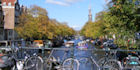 Amsterdam's canals enhance the beauty of the city