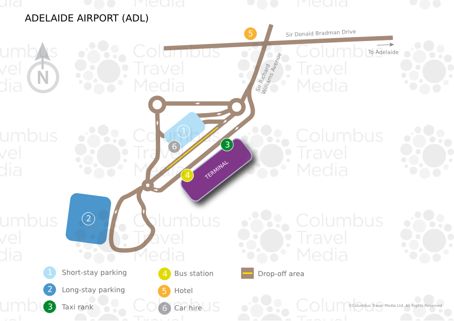 Adelaide Airport Adl Airports Worldwide Airports Worldwide