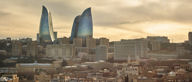 Oil-rich Baku divides opinion amongst visitors