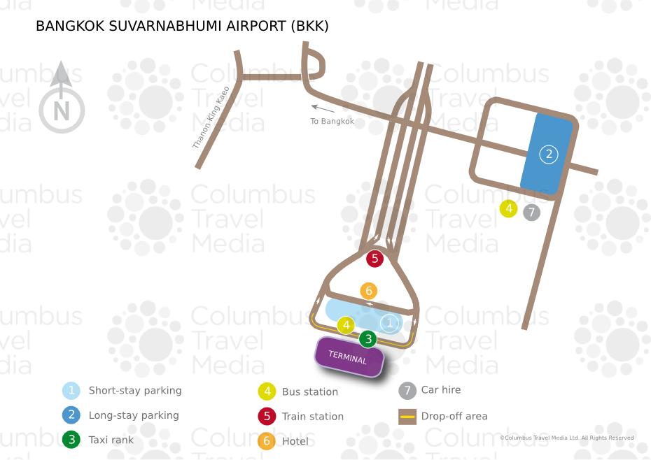 Suvarnabhumi International Airport BKK Airports Worldwide Emirates