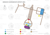 Aeropuerto de Suvarnabhumi de Bangkok