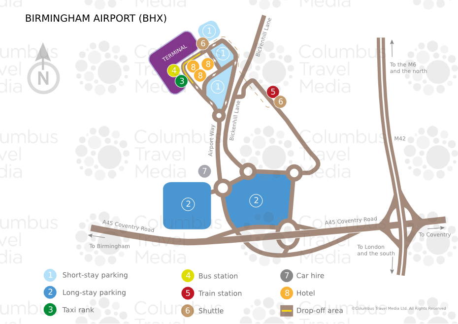 Birmingham International Airport (BHX) | Airports Worldwide ...