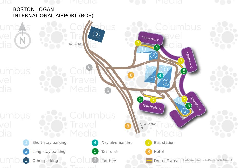波士顿洛根国际机场