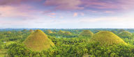 Ever heard of The Philippines' Chocolate Hills?