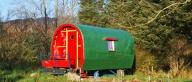 Fancy staying in a gypsy wagon?
