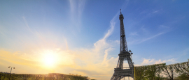 Give the Eiffel Tower a miss this summer
