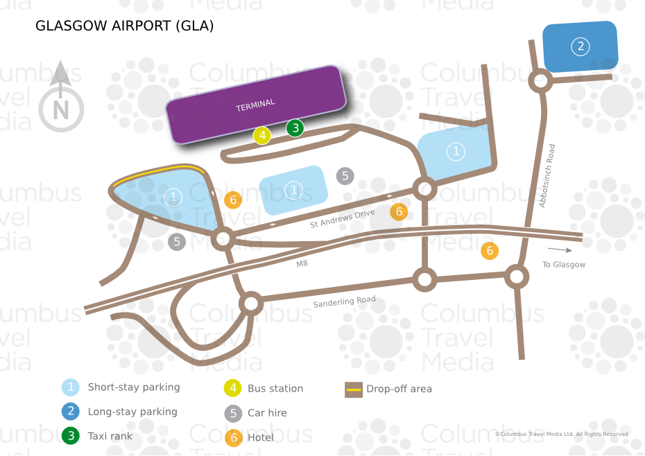 Glasgow International Airport Gla Airports Worldwide Emirates