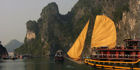 Relax with a cruise around Halong Bay
