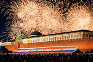 Celebrate Victory Day in Moscow on 9 May 