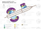 Международный аэропорт Сукарно-Хатта, Джакарта