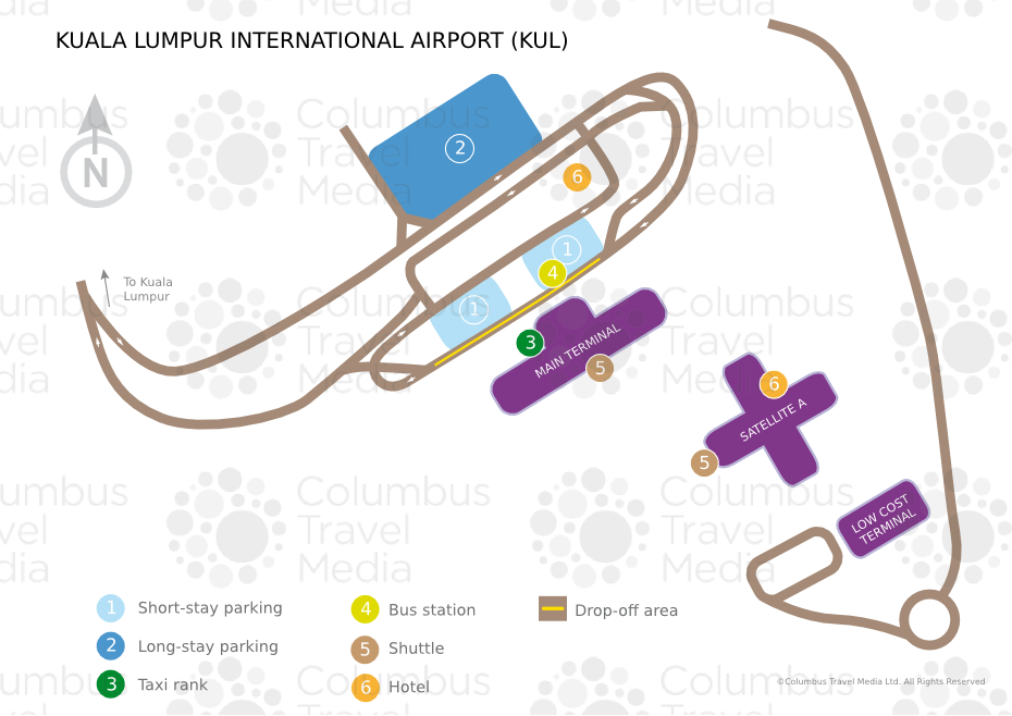 Kuala Lumpur Car Rental Airport