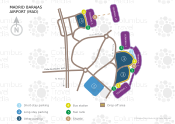Madrid Barajas Airport map